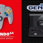 Nintendo 64 and Sega Genesis Switch Controllers Revealed