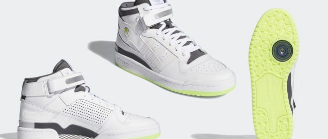Adidas Reveals Xbox 360 Themed Shoes