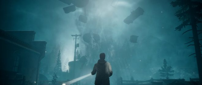 Alan Wake Remastered Gets ESRB Rating for the Nintendo Switch