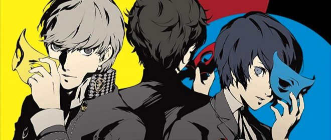 Atlus Reveals New Persona VS Card Game