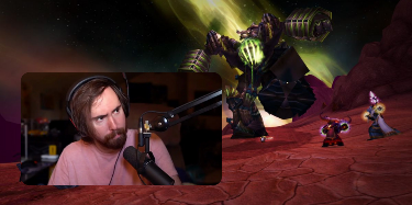 Twitch Streamer Asmongold Says He Doesn't Want to Do World of Warcraft Raids With Randoms Anymore